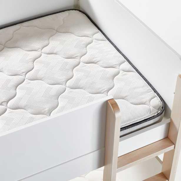 Simmons® Beautyrest Foam Twin Bunk Mattress - Crate and Barrel