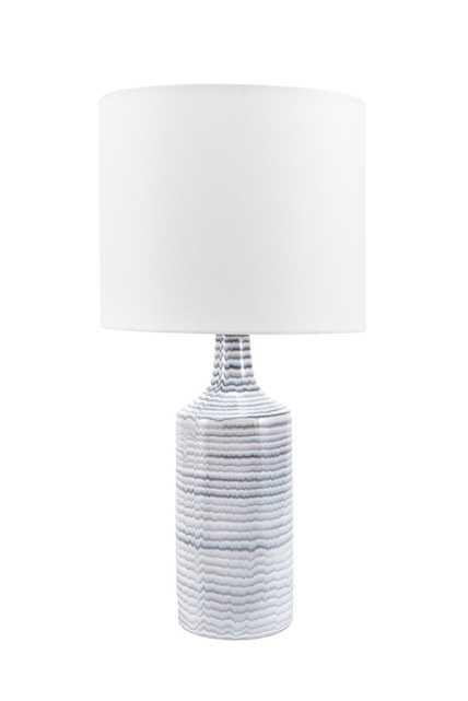 "Ontario Ceramic Table Lamp, 28"" - Loom 23"