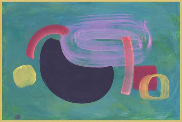 The Hug by Gabriella Buckingham for Artfully Walls - Artfully Walls