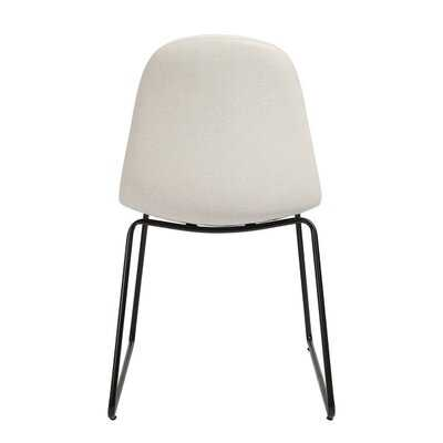 Upholstered Side Chair/Dinning Chair (Set Of 4) - Wayfair