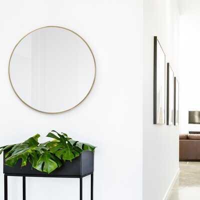 Abbate Accent Mirror - Wayfair