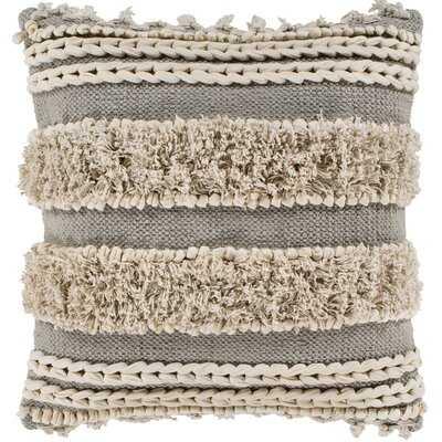 Ilene Cotton Throw Pillow Cover - Wayfair
