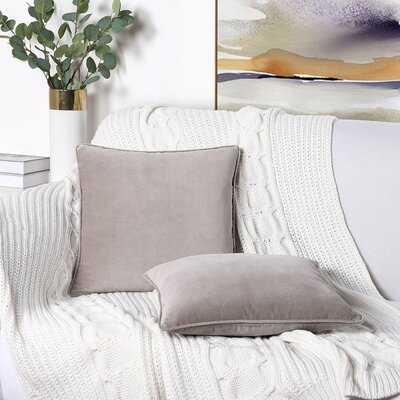 Ara-Oluwa Square Cotton Pillow Cover - Wayfair