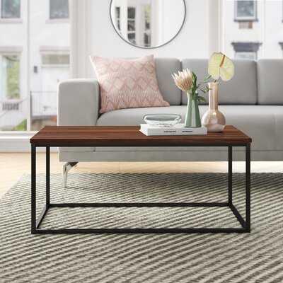 Union Point Frame Coffee Table - Wayfair