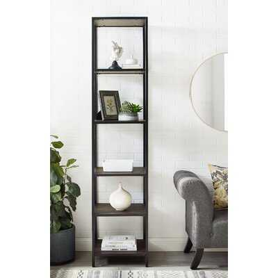 Whitted Etagere Bookcase - Wayfair