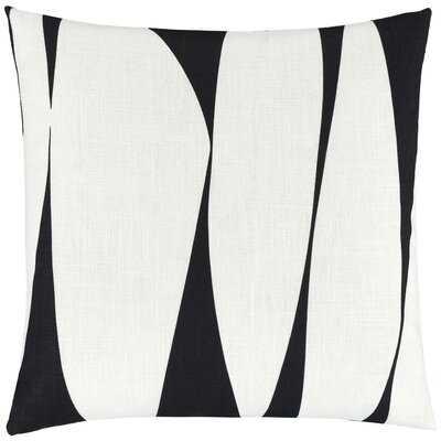 Abstract Throw Pillow - Wayfair