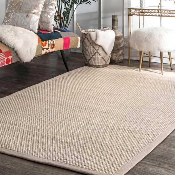 Natural Elaine Rug Area Rug - Loom 23