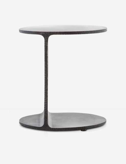 Illy Side Table, Black - Lulu and Georgia