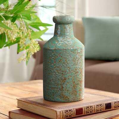 Chouteau Ceramic Milk Jug Table Vase - Wayfair