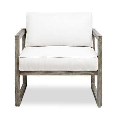 Monaco Patio Chair with Cushion (Set of 2 ) - AllModern