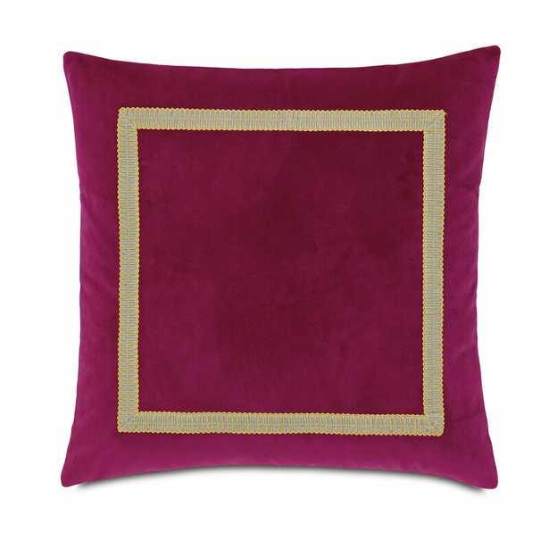 Eastern Accents Cora Velvet Throw Pillow - Perigold