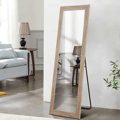 Warleigh Modern Farmhouse Full Length Mirror - Wayfair