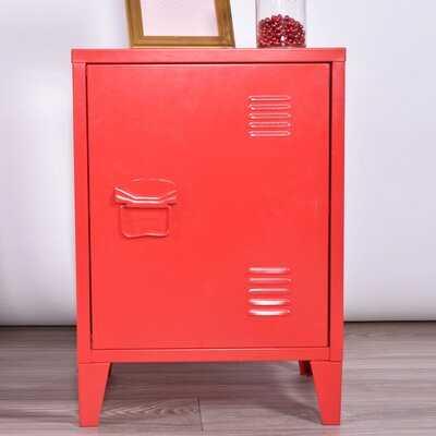 Aletha End Table with Storage - Wayfair
