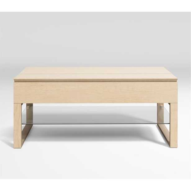 Falster Lift-Top Coffee Table - Crate and Barrel