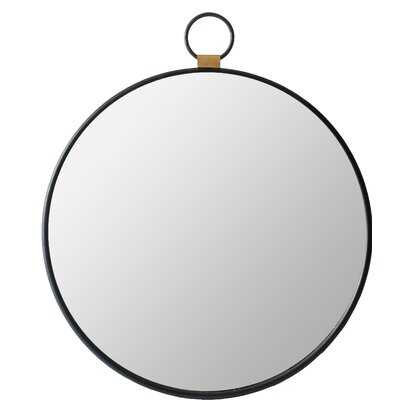 Mazza Stopwatch Accent Mirror - Wayfair