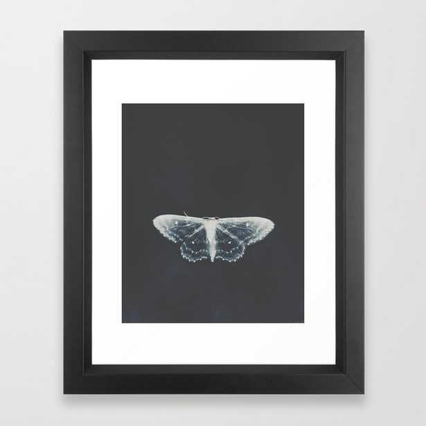 Butterfly Framed Art Print by Ingrid Beddoes Photography - Vector Black - X-Small-10x12 - Society6