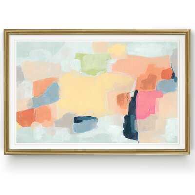 'Cartographer' - Painting Print on Canvas - Wayfair