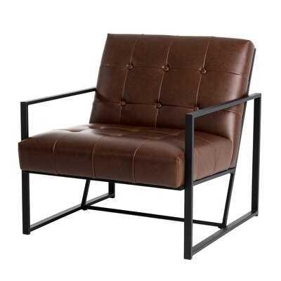 29.25'' Wide Tufted Armchair - Wayfair