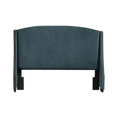 Shelter Style Upholstered Wingback Queen Headboard (RESTOCKED ON AUGUST 5) - Wayfair
