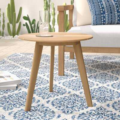 Doraville Solid Wood Side Table - Wayfair