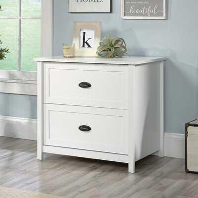 Demri 2-Drawer Lateral Filing Cabinet - Wayfair