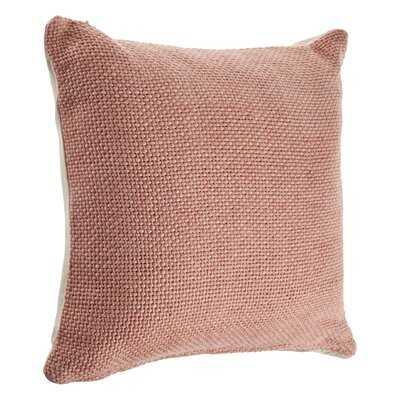 Alkaios Cotton Throw Pillow - Wayfair
