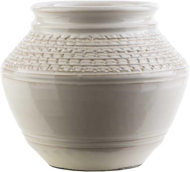 Piccoli 10.63 x 10.63 x 8.86 Table Vase - Neva Home