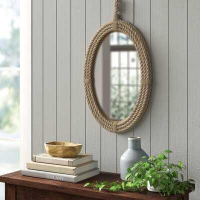 Woodward Coastal Accent Mirror - Birch Lane