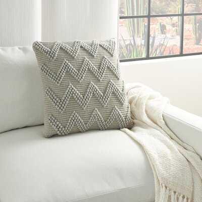 Brenford Chevron Pillow - Birch Lane