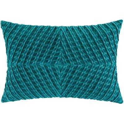 Veronica Rectangular Velvet Pillow Cover and Insert - Wayfair