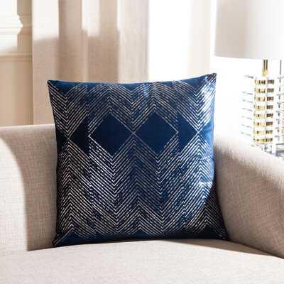 Junia Geometric Throw Pillow - Wayfair