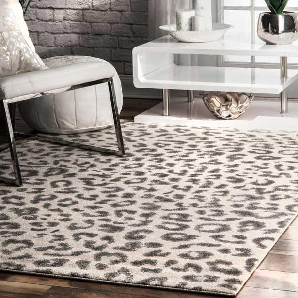 Leopard Print Area Rug - Loom 23
