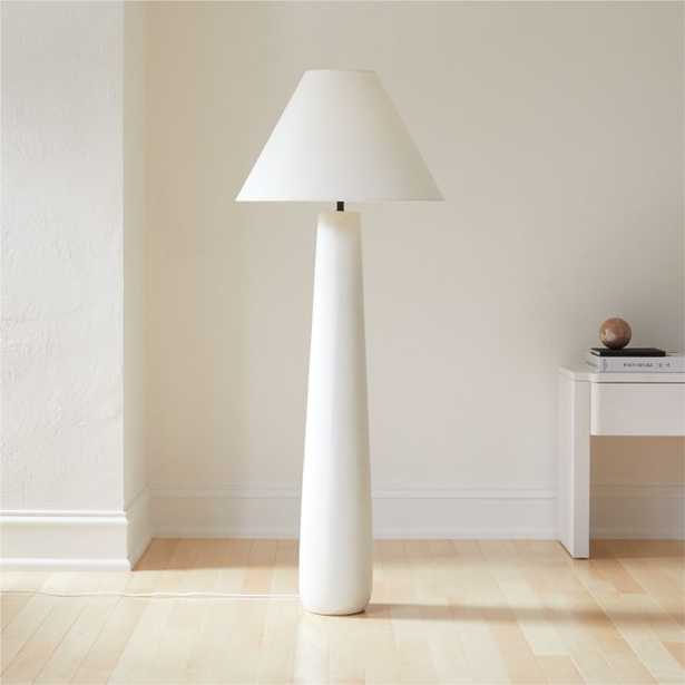 Polar Floor Lamp - CB2