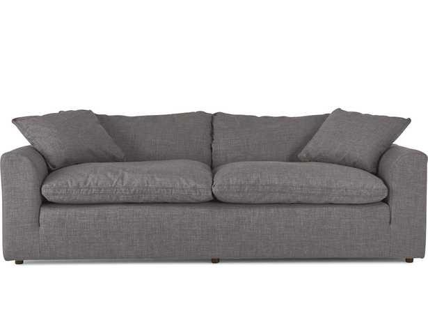 Gray Bryant Mid Century Modern Sofa - Taylor Felt Grey - Joybird