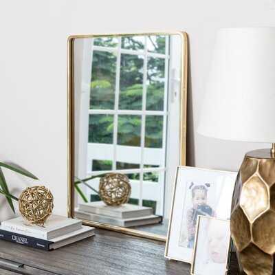 Irven Modern Accent Mirror - Wayfair