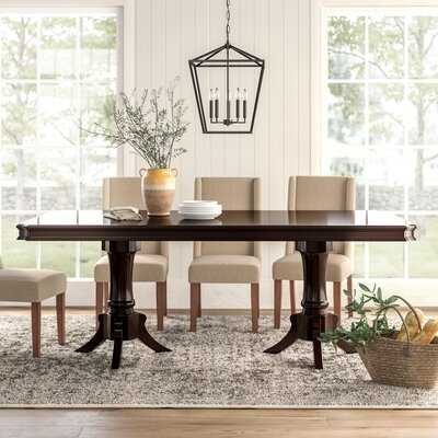 Windermere Extendable Solid Wood Dining Table - Birch Lane