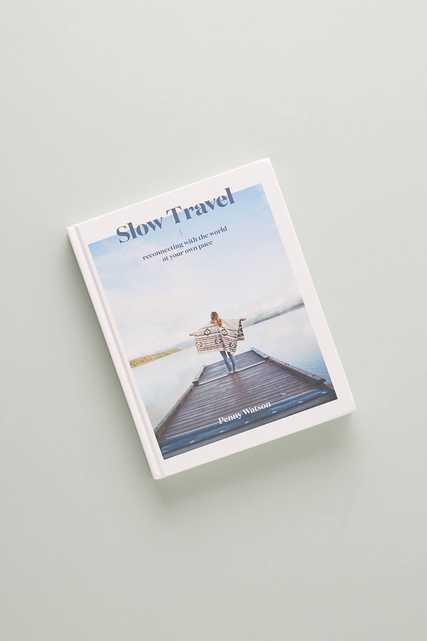 Slow Travel - Anthropologie