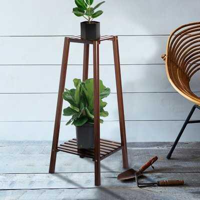 Dinola Square Multi-tiered Plant Stand - Wayfair