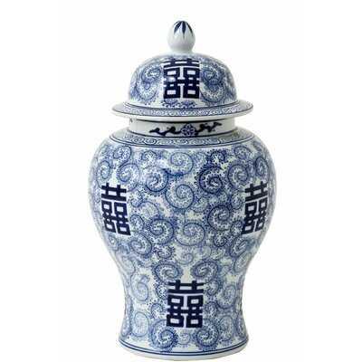 Chinese Glamour Urns and Jars - Wayfair