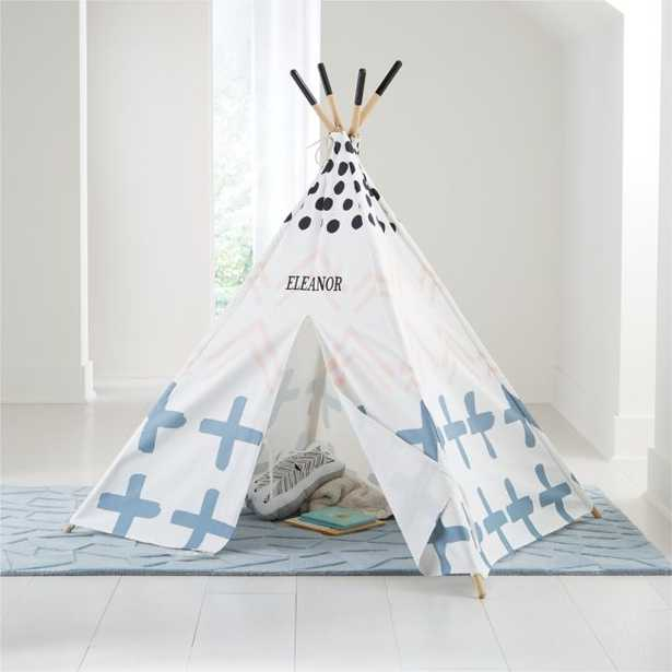 Freehand Teepee - Crate and Barrel