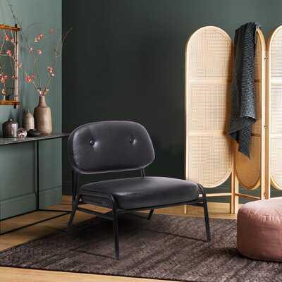 PU Leather Side Chair - Wayfair