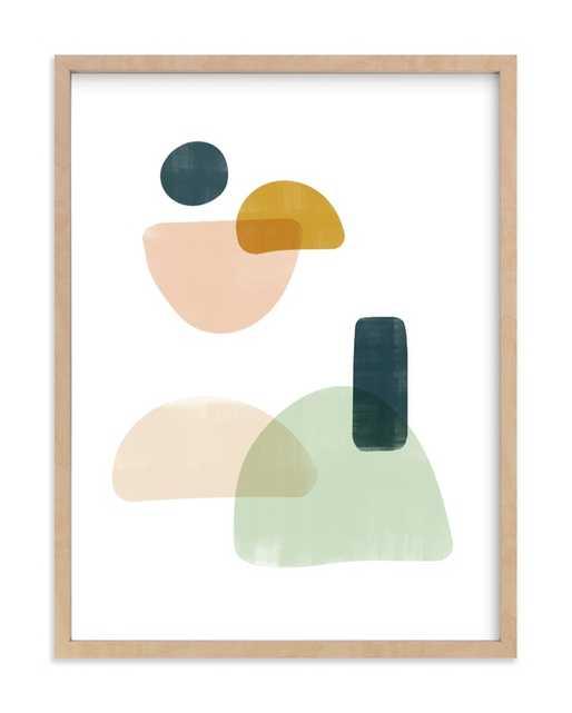 Balance No.3 Children's Art Print - Minted