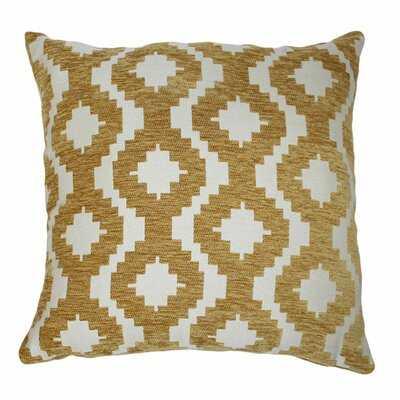 Theodosia Geometric Throw Pillow - Wayfair