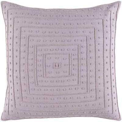 Donalsonville Cotton Gemetric Throw Pillow - Wayfair