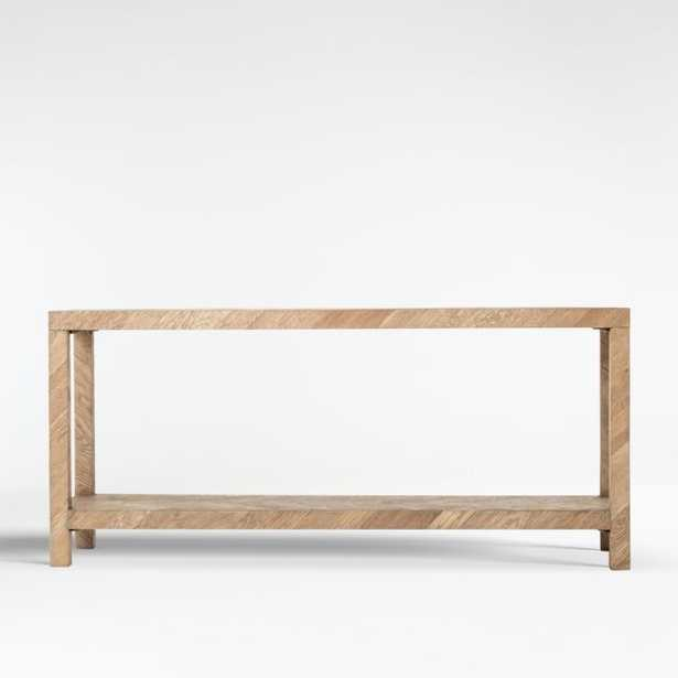 Chamberlain Console Table - Crate and Barrel