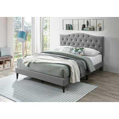 Lakeville Upholstered Platform Bed - Wayfair