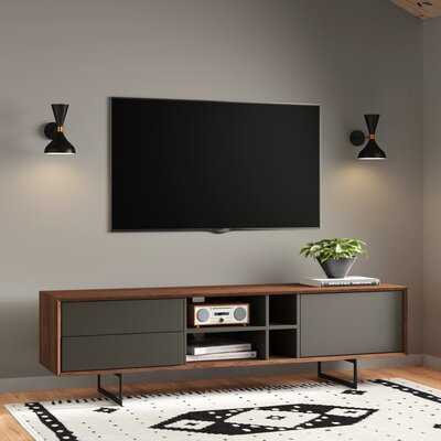 """Hatten TV Stand for TVs up to 78"""" - AllModern"""