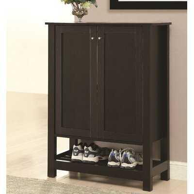 12 Pair Shoe Storage Cabinet - Birch Lane