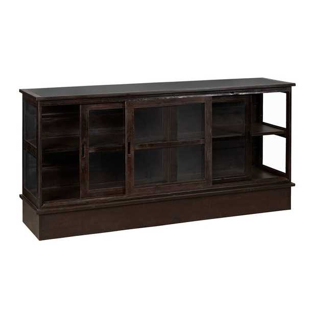 """Bobo Intriguing Objects TV Stand for TVs up to 55"""" - Perigold"""