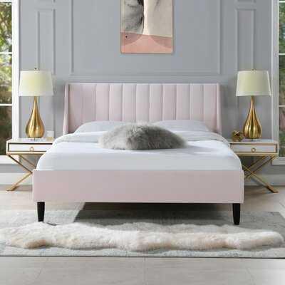 Mapletown Upholstered Low Profile Platform Bed - Wayfair